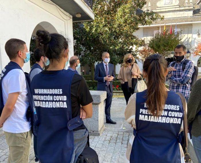 """El Ayuntamiento de Majadahonda desvela que sus """"informantes"""" de Covid cuestan 8.325 € más IVA"""