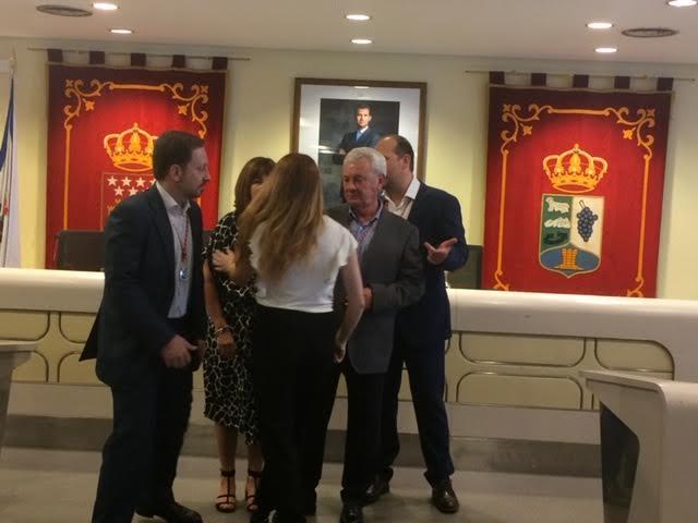 """Manuel Fort (PSOE) pide al alcalde que """"deje de aparentar que en Majadahonda nunca pasa nada"""""""