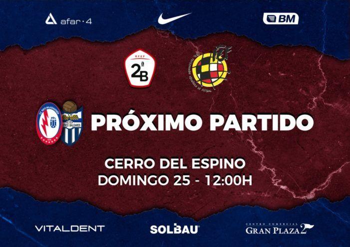 Rayo Majadahonda inscribe desde este martes solo a sus 400 primeros socios para el partido inaugural contra el At. Baleares