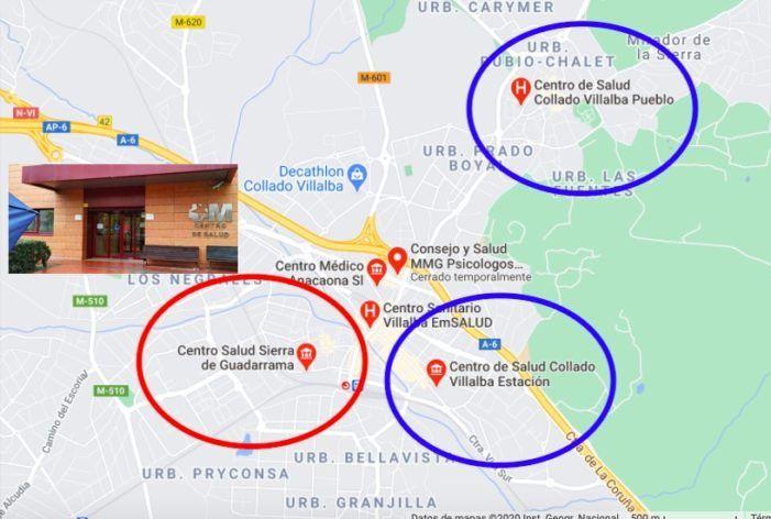 """Comunidad de Madrid """"confina"""" el centro de Villalba: """"luces rojas"""" en Colmenarejo y Majadahonda"""
