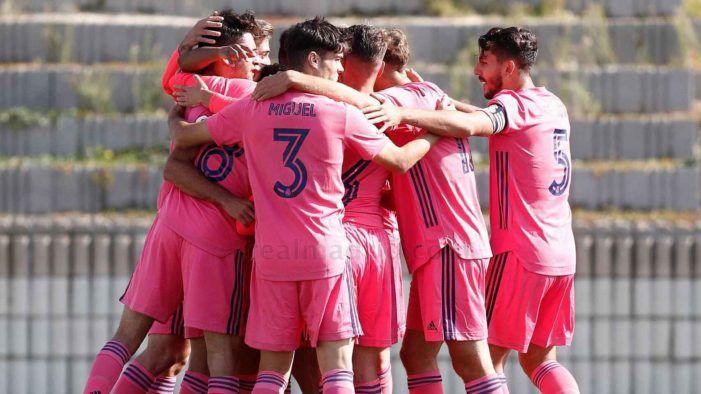 Real Madrid-Castilla suspende el partido contra el Rayo Majadahonda por 4 positivos
