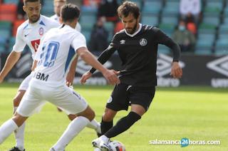 Un Rayo Majadahonda superior se trae un empate de Salamanca con Fran Núñez como MVP y Sotres ovacionado