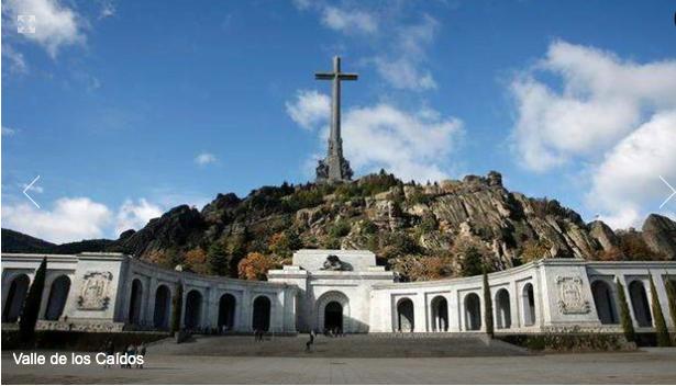 Desde Majadahonda: la historia de la cruz del Valle de los Caídos y los cuatro evangelistas (Juan de Avalos)