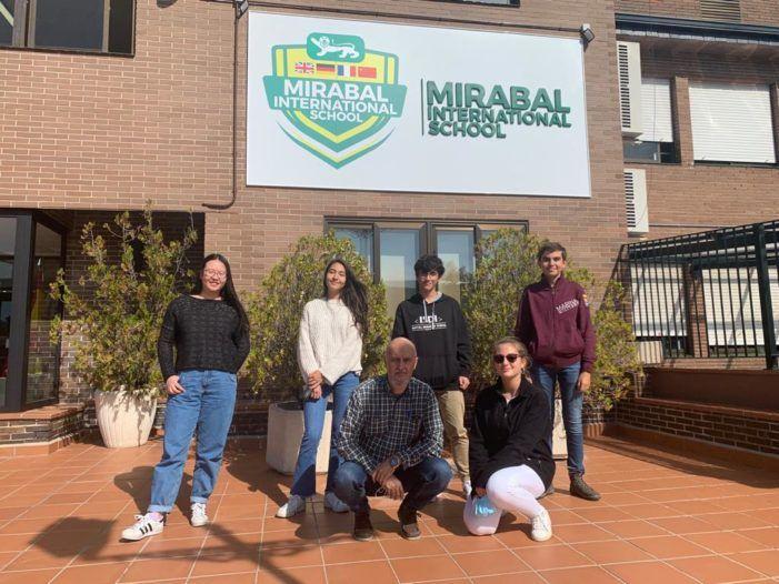 Mirabal de Boadilla, subcampeón del Torneo de Oratoria frente a 20 colegios de Pozuelo, Majadahonda, Las Rozas y Madrid