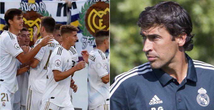Real Madrid-Castilla visita La Oliva para enfrentarse al Rayo Majadahonda por TV
