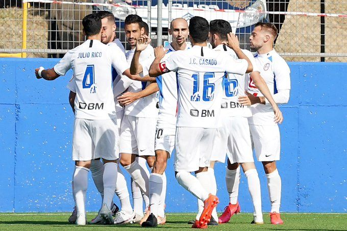 """Los aspirantes al """"trío"""" de la 2ª B madrileña se decantan en la 1ª jornada: At. Baleares, Castilla, Rayo Majadahonda y At. Madrid B"""