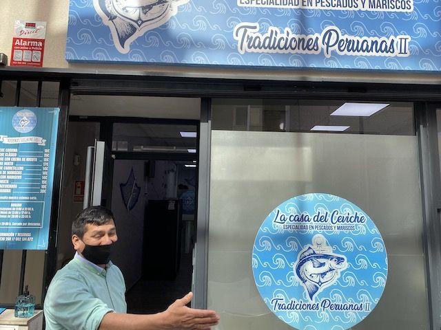 """Nuevos negocios en Majadahonda: la """"china"""" Elena y el ceviche peruano llegan a la Gran Vía"""