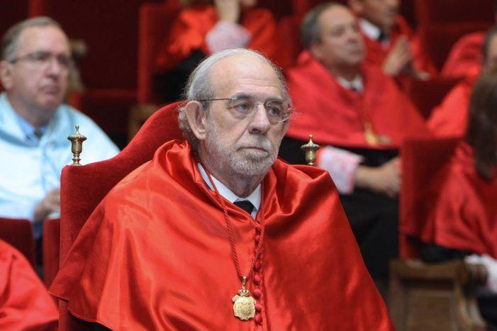 El magistrado Arrieta delibera: si archiva el caso sin juicio al juez Valdés (Majadahonda) volverá al TC