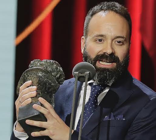 """Roberto Fernández, un """"Goya"""" en Majadahonda como premio al mejor sonido en el cine español"""