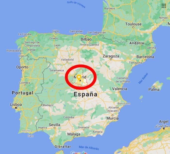 """Madrid """"libera"""" Majadahonda y Pozuelo, mantiene confinadas Villalba y Galapagar y cierra todo Madrid 10 días el puente del día 6"""