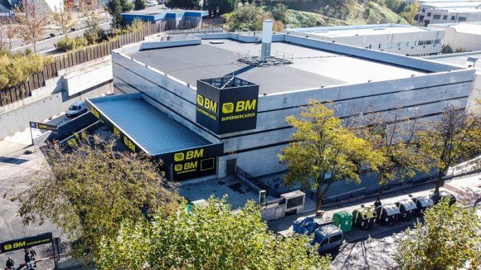 BM Supermercados abre nueva tienda en Európolis (Las Rozas) con 25 empleos y prepara otra para Villalba
