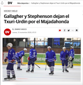 Gallagher y Stephenson
