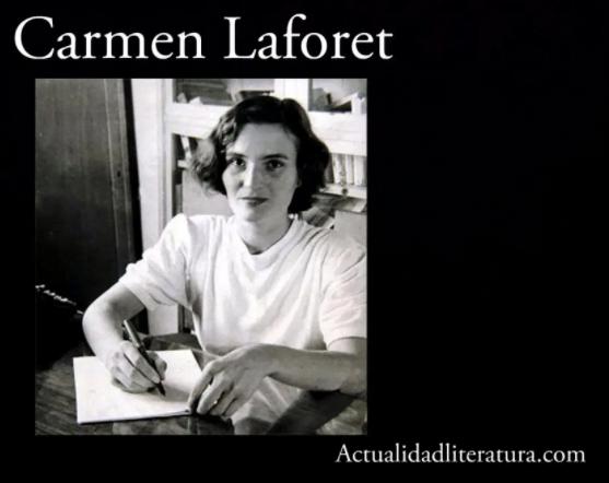 """Carmen Laforet vuelve a la """"Actualidad Literaria"""": recuerdan su fallecimiento el 28 de febrero de 2004 en Majadahonda"""