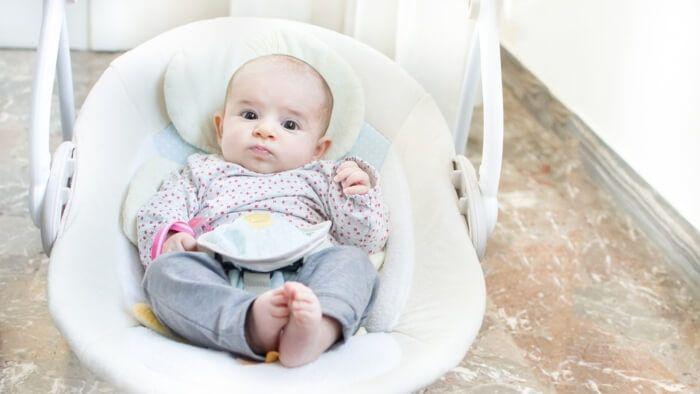 ¿Cómo elegir el mejor balancín para bebé?