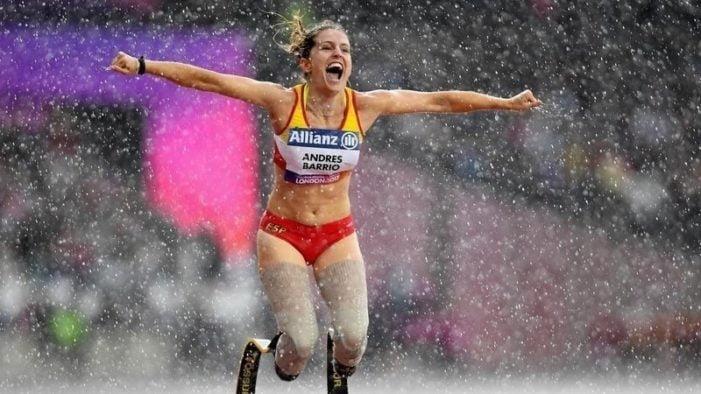 """Sara Andrés (Atletismo Las Rozas/Majadahonda): """"Nos han quitado el 200 y 400 en los Paralímpicos, firma por la igualdad y paridad"""""""