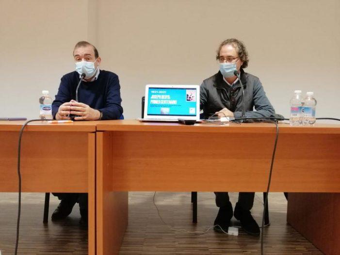"""Iznaola valora el Videoarte con el taller de Federico Utrera sobre Joseph Beuys: """"es lo más longevo del Festival de Cine de Almería"""""""