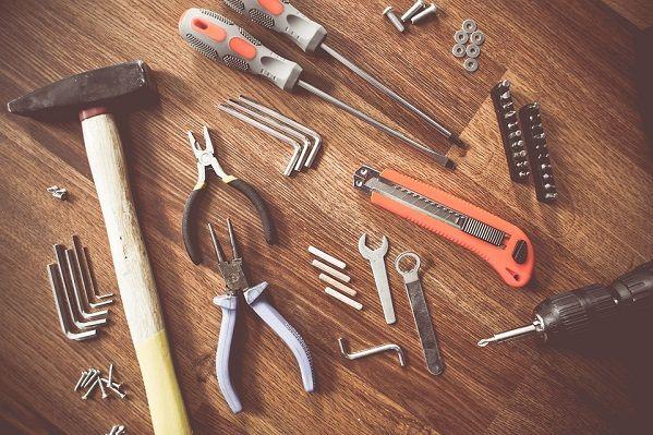 Las ventajas del bricolaje en casa