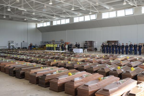 """60 cadáveres sin recoger en las """"morgues"""" de Majadahonda y Madrid: hablan 2 enfermeras"""