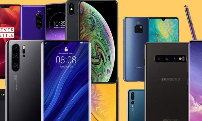 Los mejores móviles Samsung para uso particular o profesional