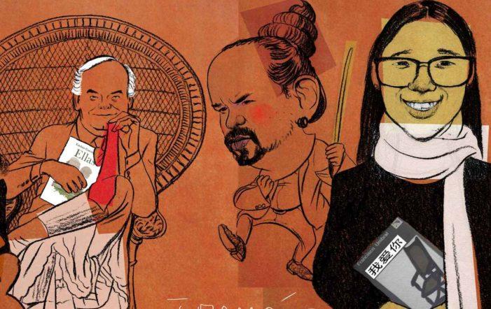 Visita Majadahonda la china Li que aprendió español para leer a Umbral