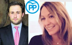 El ex alcalde pedáneo del PP de Murcia y la asesora de la Comunidad de Madrid