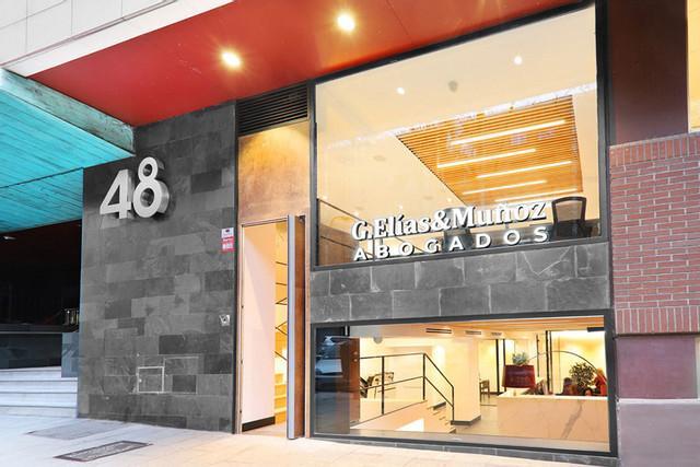 El despacho de Majadahonda G. Elías y Muñoz Abogados abre una nueva oficina en Madrid