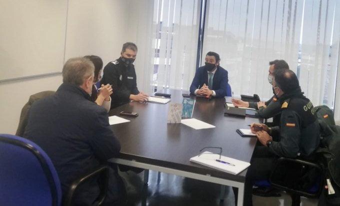 """El concejal de Seguridad Angel Alonso (PP) culpa a los jueces de Majadahonda por """"dejar en libertad"""" a los delincuentes"""