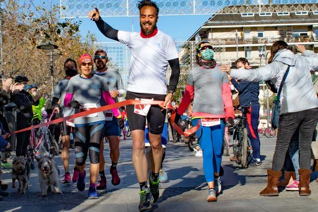 Éxito del Iº Maratón Trail Majadahonda Solidario de apoyo a las personas con trastornos de la conducta alimentaria