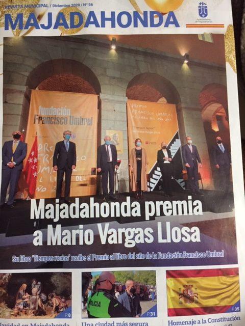 """¿Información o propaganda?: """"20 fotos del alcalde en 39 páginas de la revista del Ayuntamiento Majadahonda"""""""