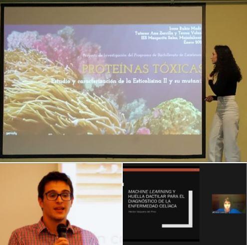 Tres alumnos del Margarita Salas (Majadahonda) premiados como jóvenes investigadores por el Ministerio de Universidades