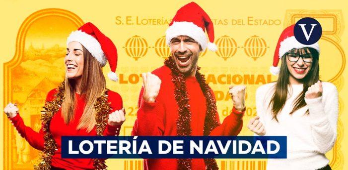 La lotería de Navidad 2020 deja 2,7 millones de € en 14 municipios del Oeste de Madrid: la lista de la suerte