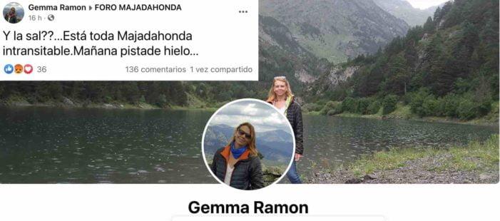 """4 """"influencer"""" de Majadahonda suscitan más de 200 comentarios sobre la nevada y la gestión municipal"""