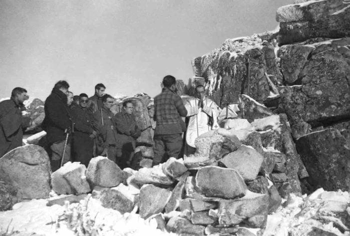 """La 5ª nevada """"histórica"""" (2021) en Majadahonda: 1928, 1936/37, 2016 y 2018"""