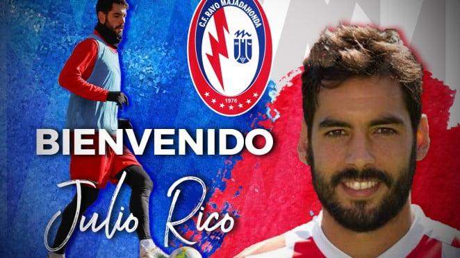 Julio Rico (Rayo Majadahonda) da positivo y obliga a suspender el partido contra el Real Madrid-Castilla