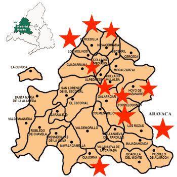 Madrid Oeste: confinadas Aravaca, Villalba, Las Matas, Torrelodones y Quijorna, liberadas Majadahonda, Las Rozas, Pozuelo y Boadilla