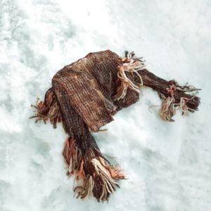 """La piel sobre el hielo"""", nueva colección de moda del diseñador de Majadahonda David de Calle"""