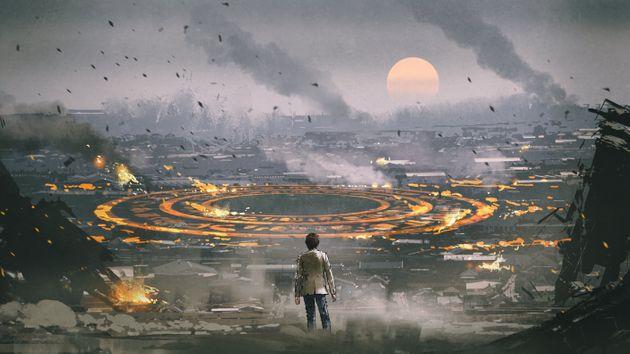 """¿2021 peor que 2020?: """"por una grieta interdimensional abierta en Majadahonda se cuelan en nuestro mundo las huestes de Satán"""""""