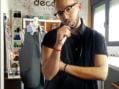 """""""La piel sobre el hielo"""", nueva colección de moda del diseñador de Majadahonda David de Calle (I)"""