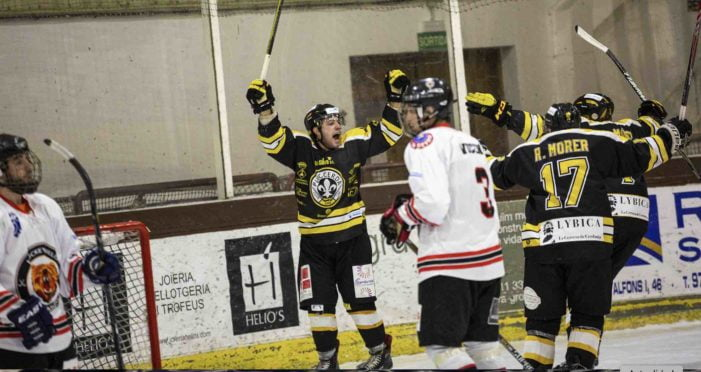 Hockey Hielo: sorprendente derrota del SAD Majadahonda en Puigcerdá ante un cúmulo de fatalidades que Gordovil explica