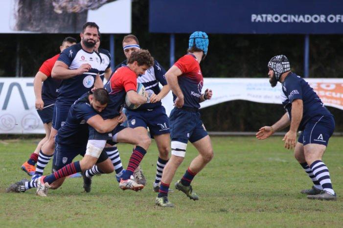 Rugby: CR Majadahonda se trae una victoria de Marbella y el Málaga pierde en Las Rozas