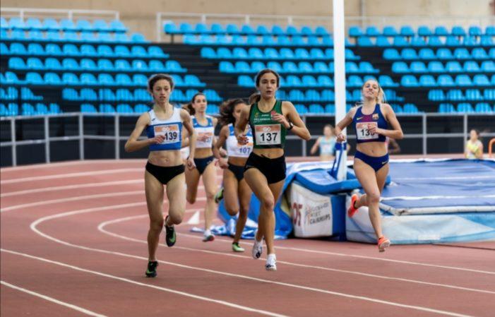 Atletismo: Paula Martín (Majadahonda) bate el récord de España de 800, inamovible durante 20 años