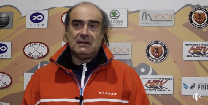 """Hockey Hielo: Majadahonda se plantea tener 2 equipos masculinos en Liga y afirma """"ir a por la Copa"""" pese a la derrota en Jaca"""