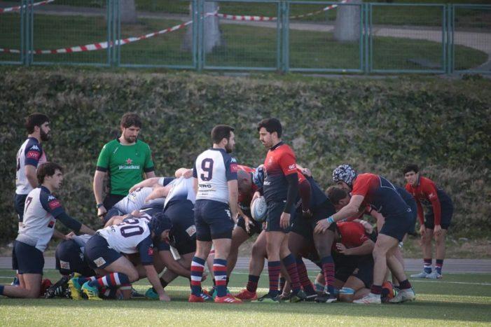 Rugby: CR Majadahonda vence 16-25 al Liceo Francés, elogios a Marta Estellés y el femenino comparte liderato con otros 3 equipos