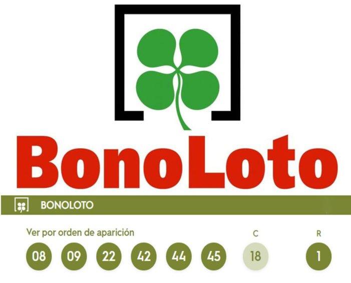 Un acertante de Majadahonda que jugó en el Tutti gana 300.000 € en la bonoloto