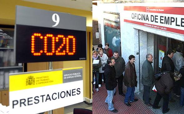 Villalba, Las Rozas, Majadahonda, Pozuelo y Galapagar encabezan la lista negra del paro en el Oeste de Madrid