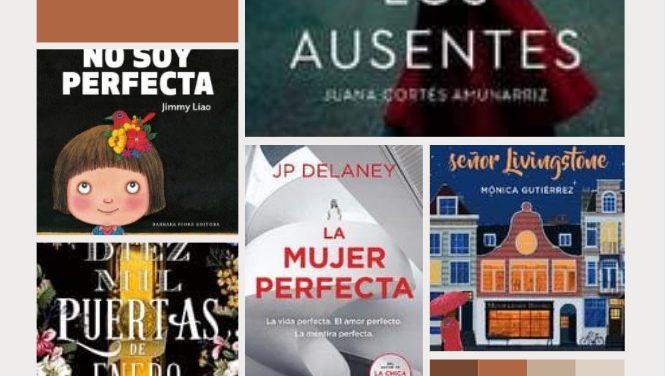 Librería JJ Majadahonda presenta sus recomendaciones de lectura para febrero (2021): todas las edades