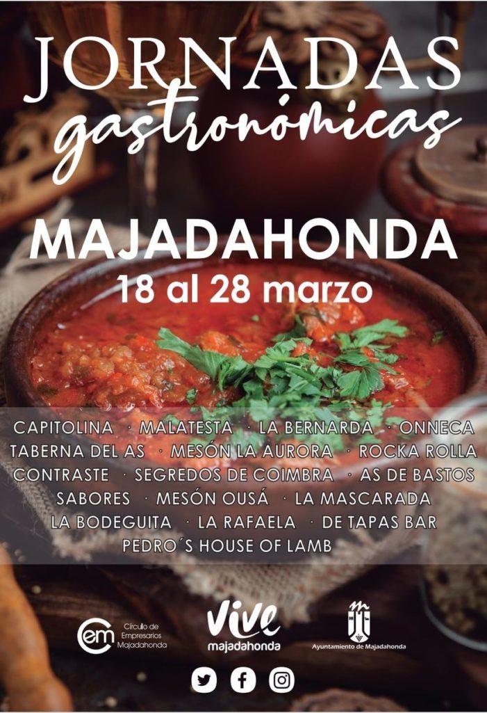 17 bares y restaurantes de Majadahonda participan en las Jornadas Gastronómicas para salir de la crisis