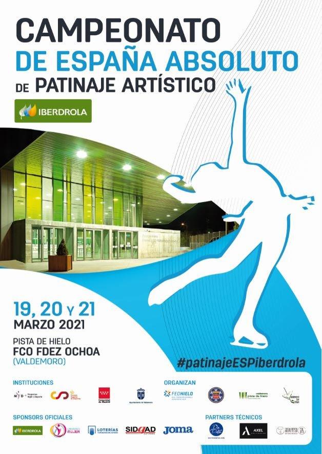 16 patinadores de Majadahonda buscan medalla en los Campeonatos de España 2021 (Valdemoro)