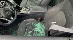 Los robos en Majadahonda se extienden a los niños: rompen el cristal de un coche para llevarse una mochila y sustraen una bici