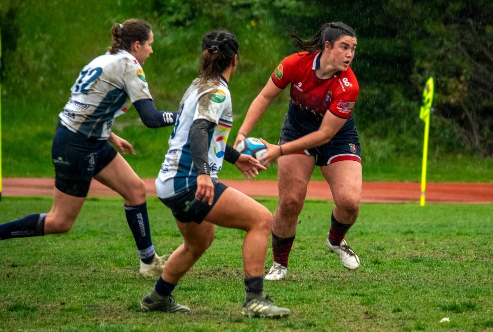 Rugby femenino: CR Majadahonda arranca con victoria la 2ª vuelta pero al B le arrebatan el ascenso en los despachos en favor del Toledo